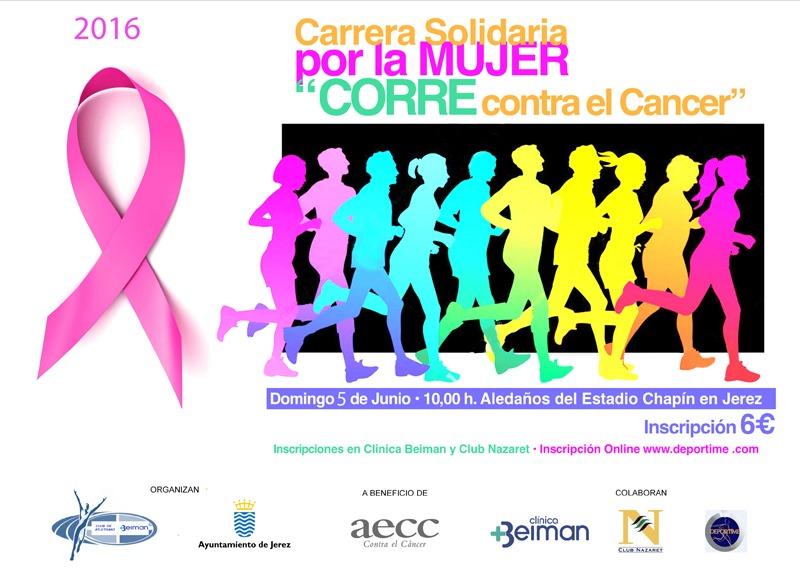 Corre contra el cáncer
