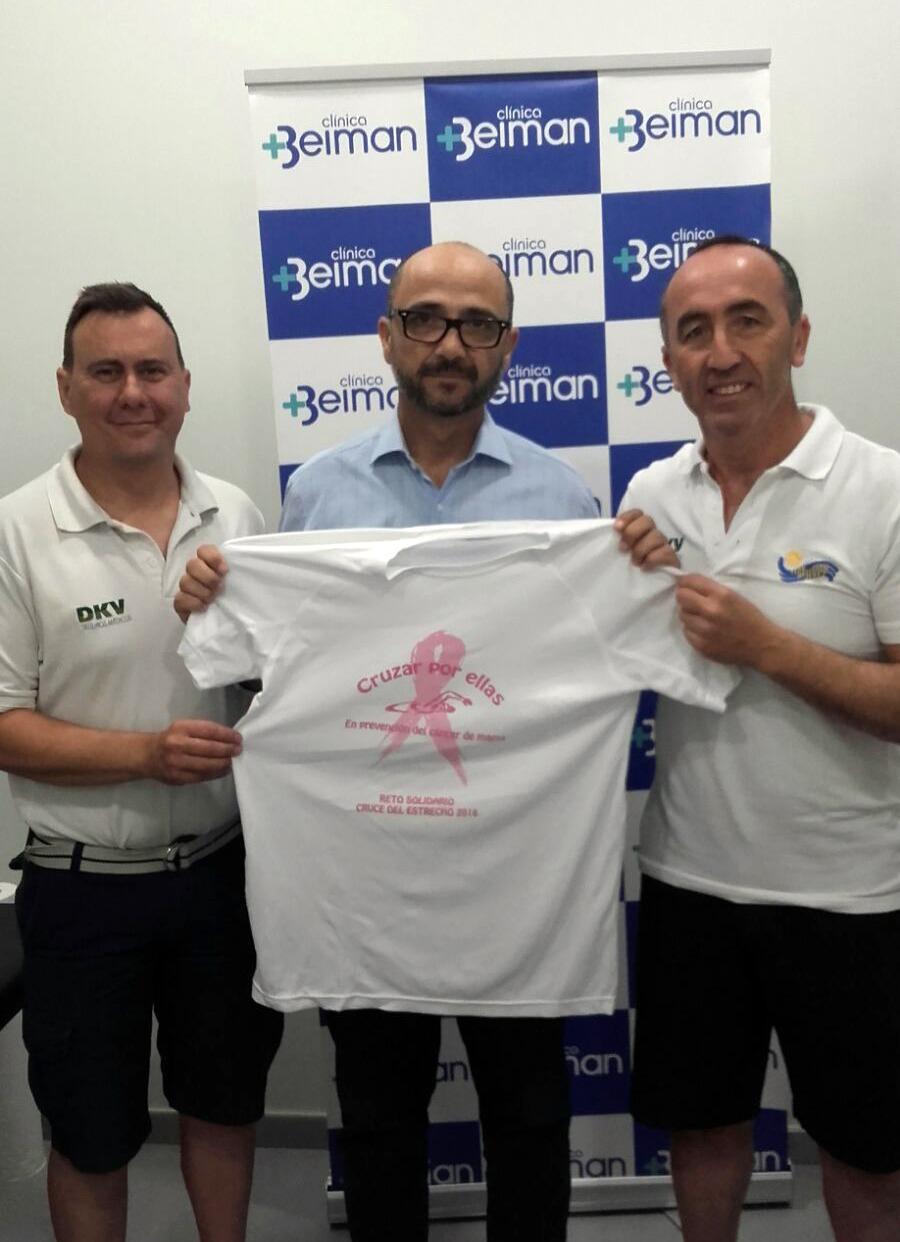Reto a favor de la prevención del cáncer