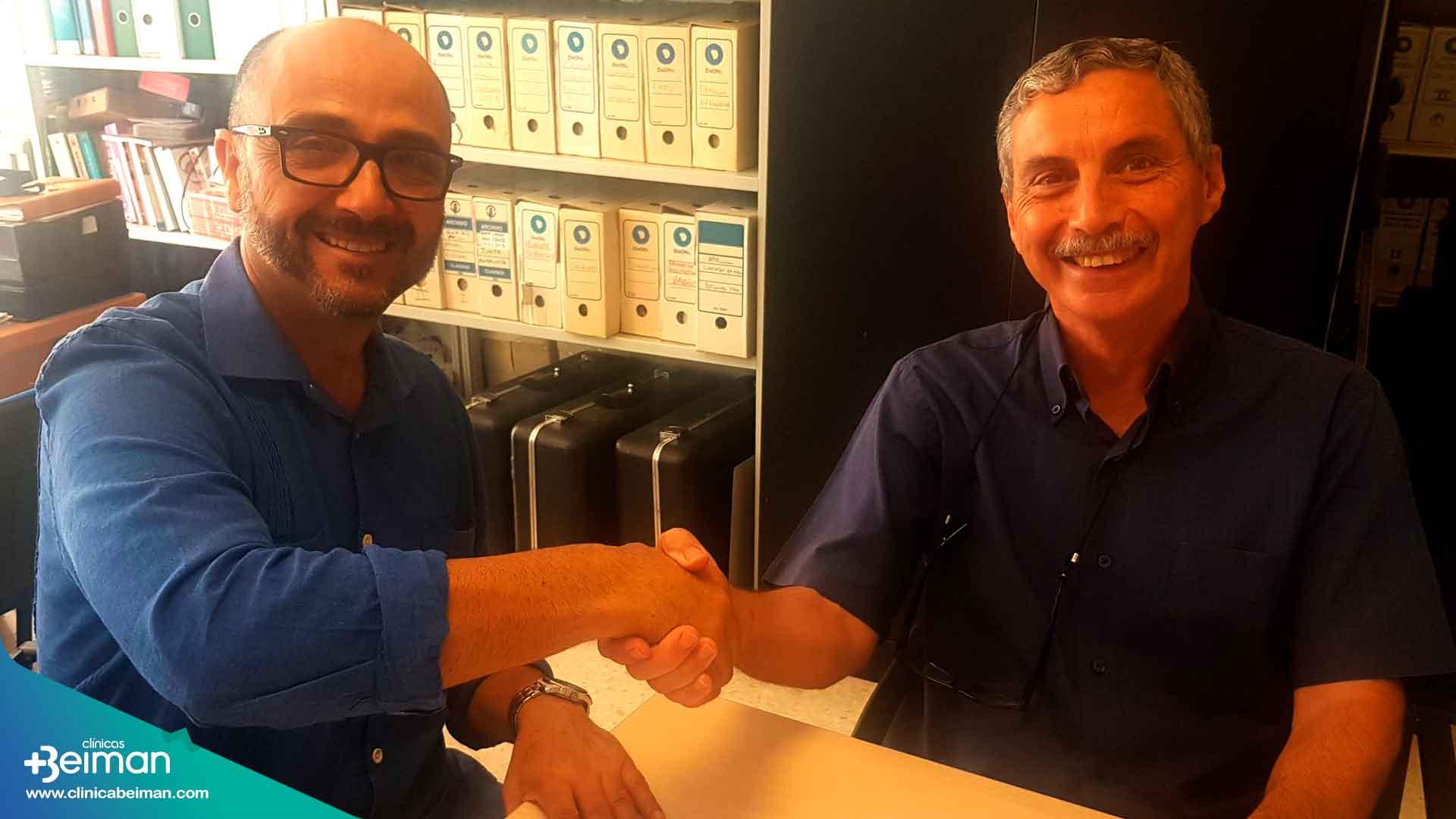 Federación Andaluza de Atletismo y Beiman