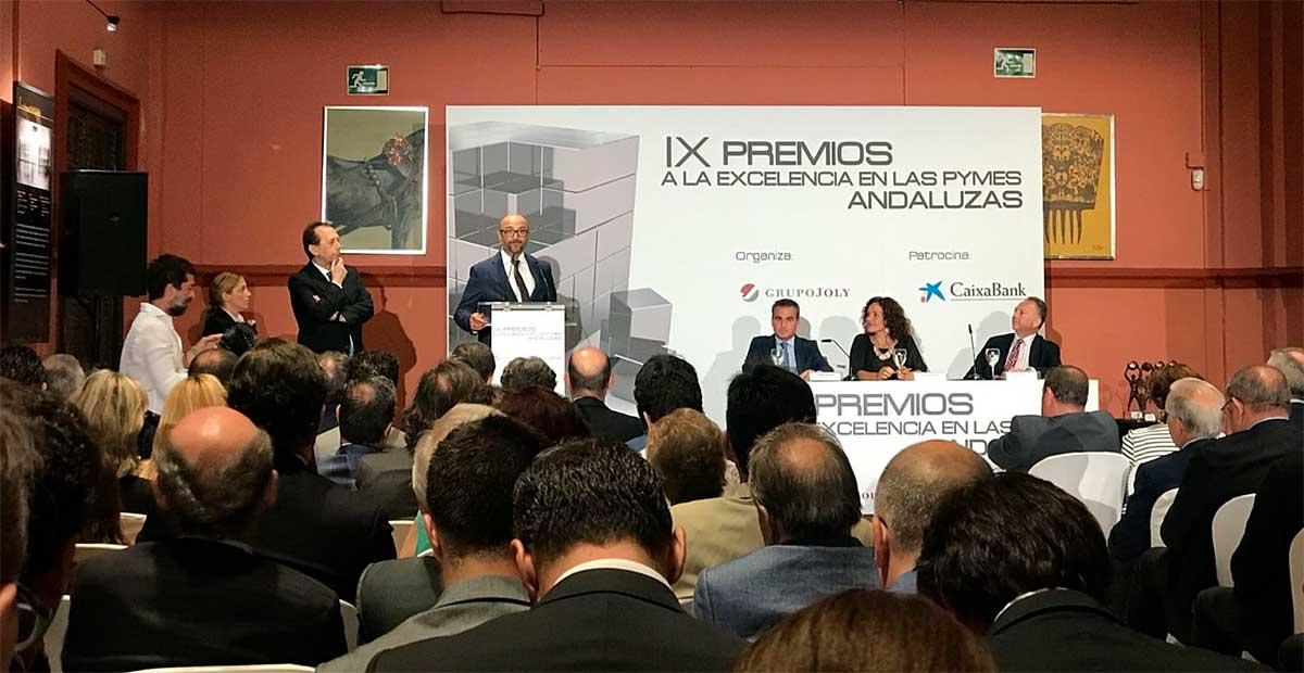 Clínicas Beiman, Premios a la Excelencia en las Pymes Andaluzas