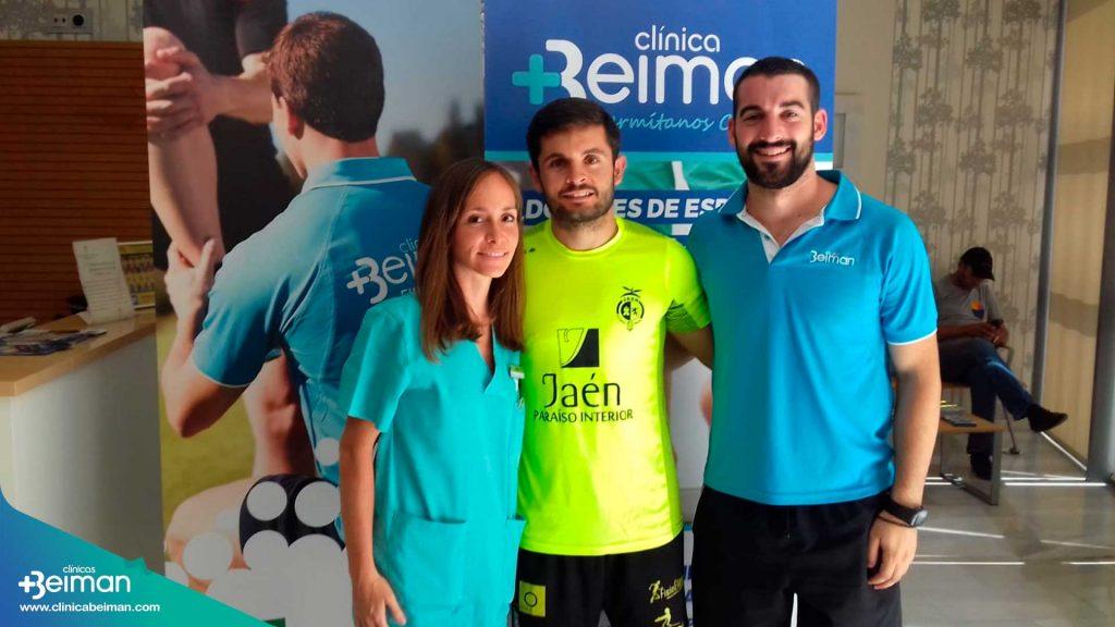 Fisioterapeuta en Jaén