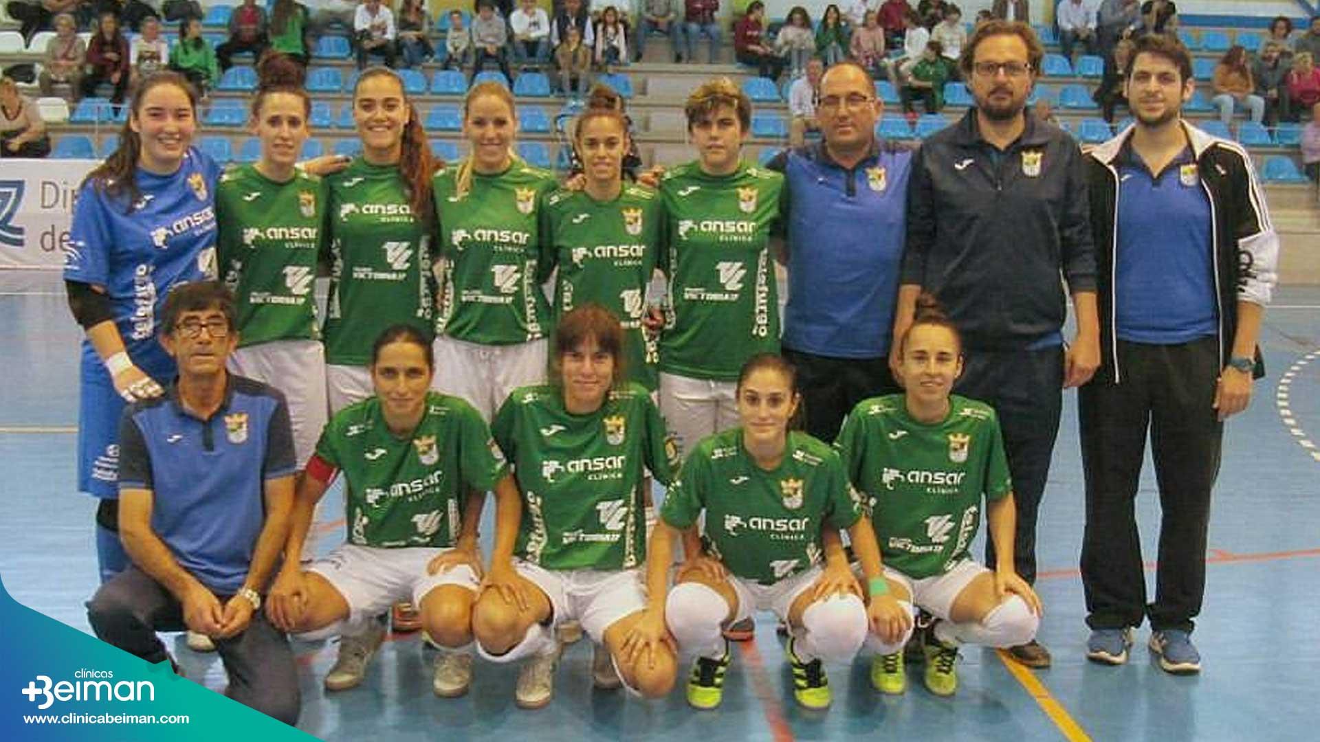 Clínica Beiman y Guadalcacín Futsal Femenino