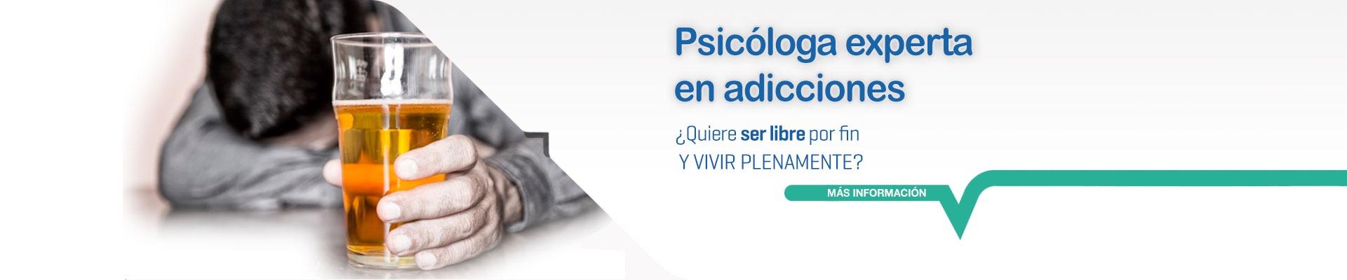 Psicología de las adicciones