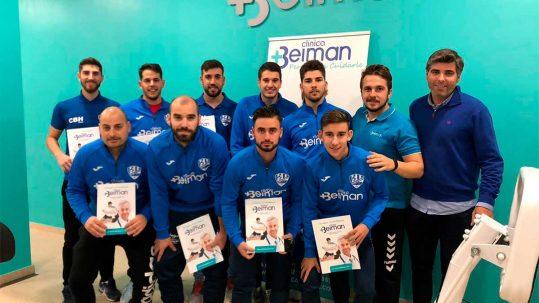 CD Beiman Futsal Ciudad de Las Cabezas