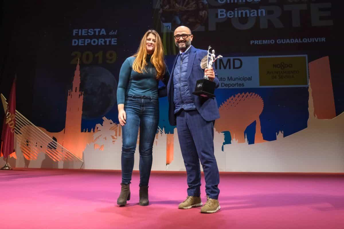 Beiman premio Guadalquivir