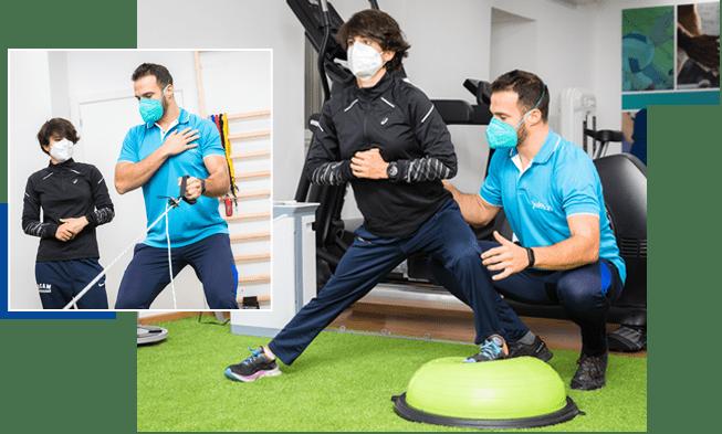 Clínica de fisioterapia en Granada