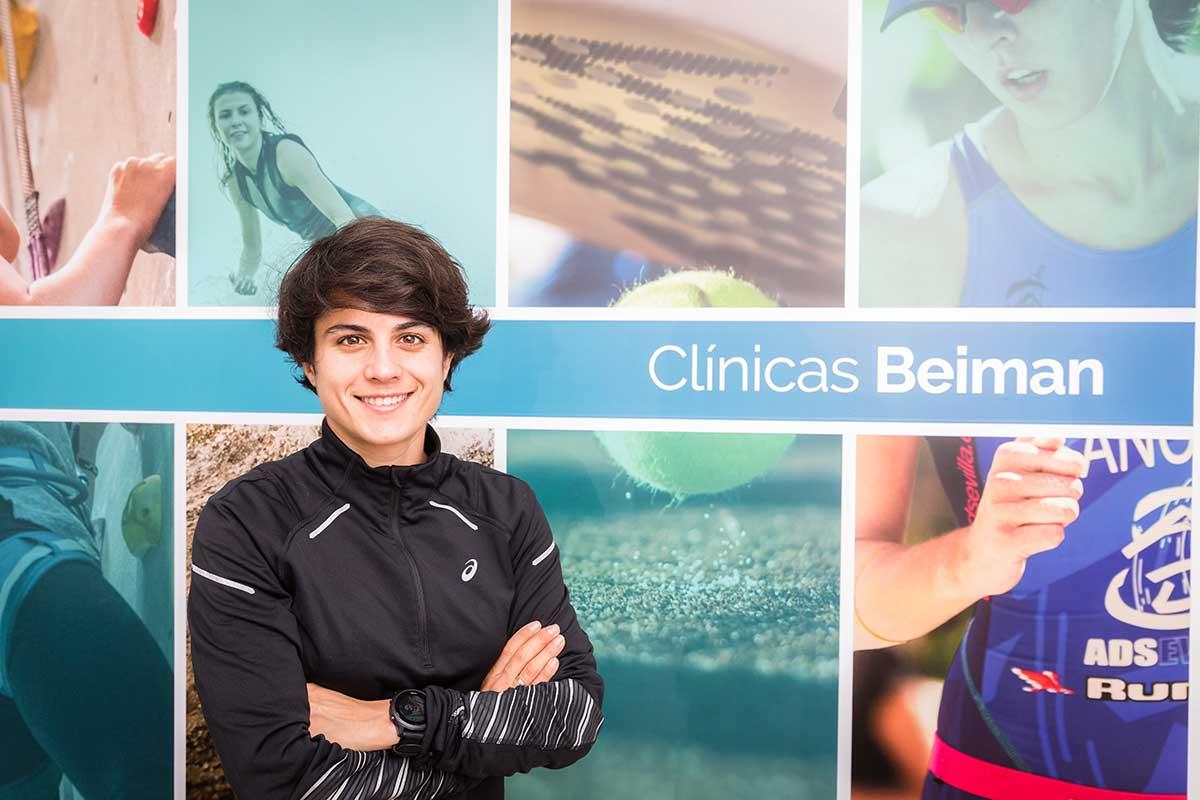 María Pérez atleta marchadora
