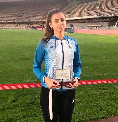 Marta Moreno atleta