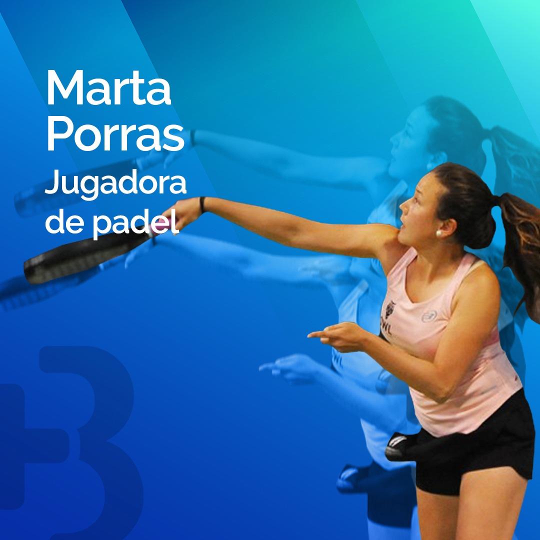 Marta Porras pádel